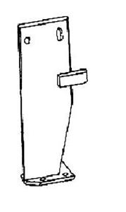 Стойка КША.25010 (Культватор-плоскорез КПШ-5; КПШ-9) м=20кг