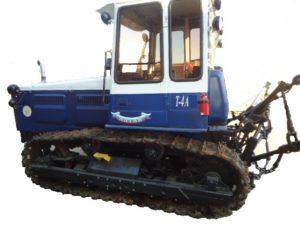 Сельскохозяйственный трактор Т-4А