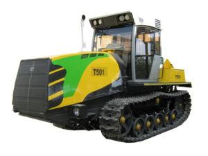 Трактор сельскохозяйственный Т-501