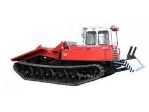 Трактор трелевочный ТТЛ-4Т