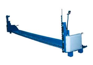 Запасные части к приспособлению для уборки рапса ПЗР-6-01 (рапсовый стол)
