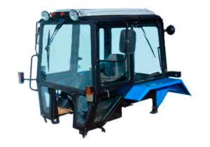 Кабина трактора и облицовка МТЗ