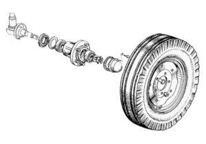 Колеса и ступицы МТЗ